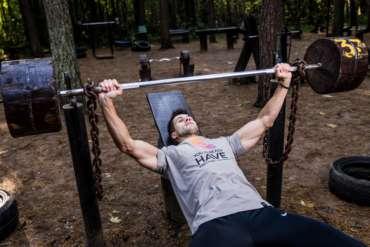 Hochleistung bei Workouts!
